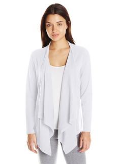 DKNY Women's Long Sleeve Cozy Wrap  S/M