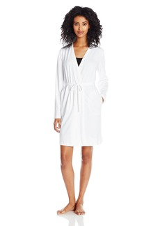 DKNY Women's Long Sleeve Robe  L