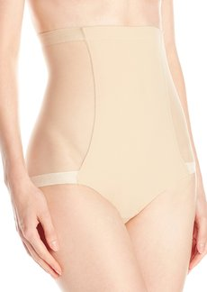 DKNY Women's Mesh Litewear Shapewear Hi-Waist Brief