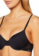 DKNY Women's Mesh Litewear Spacer Full Coverage Underwire Bra
