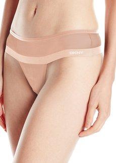DKNY Women's Mesh Litewear Thong