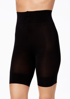 Dkny Women's Mid-Thigh Compression Boy Shorts