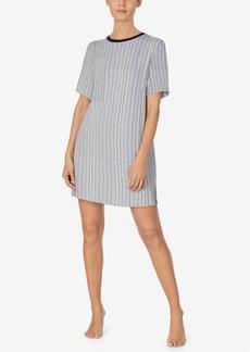 Dkny Women's Printed Sleep Shirt Nightgown