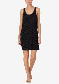 Dkny Women's Printed Sleeveless Nightgown
