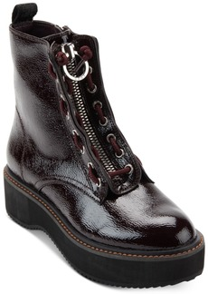 Dkny Women's Rhi Lace-Up Boots