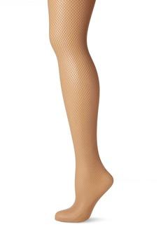 DKNY Women's Softest Fishnet Tight
