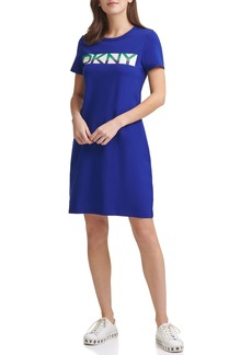 DKNY Women's T-Shirt Dress  LG Apparel