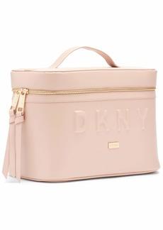 DKNY Women's Trademark Train Case
