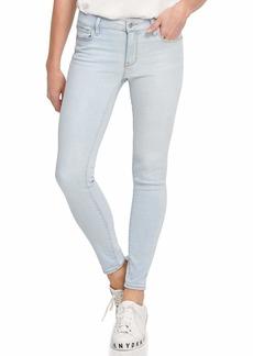 DKNY Women's Varick Mid Rise Skinny Jeans