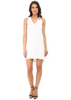 DKNYC Sleeveless Texture Dress