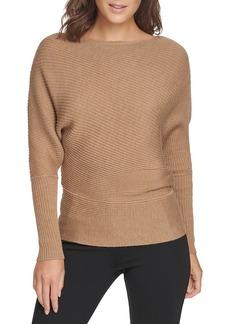 DKNY Dolman Merino Wool-Blend Sweater