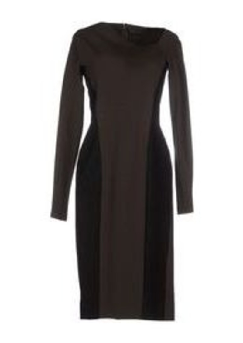 DKNY DONNA KARAN - Knee-length dress