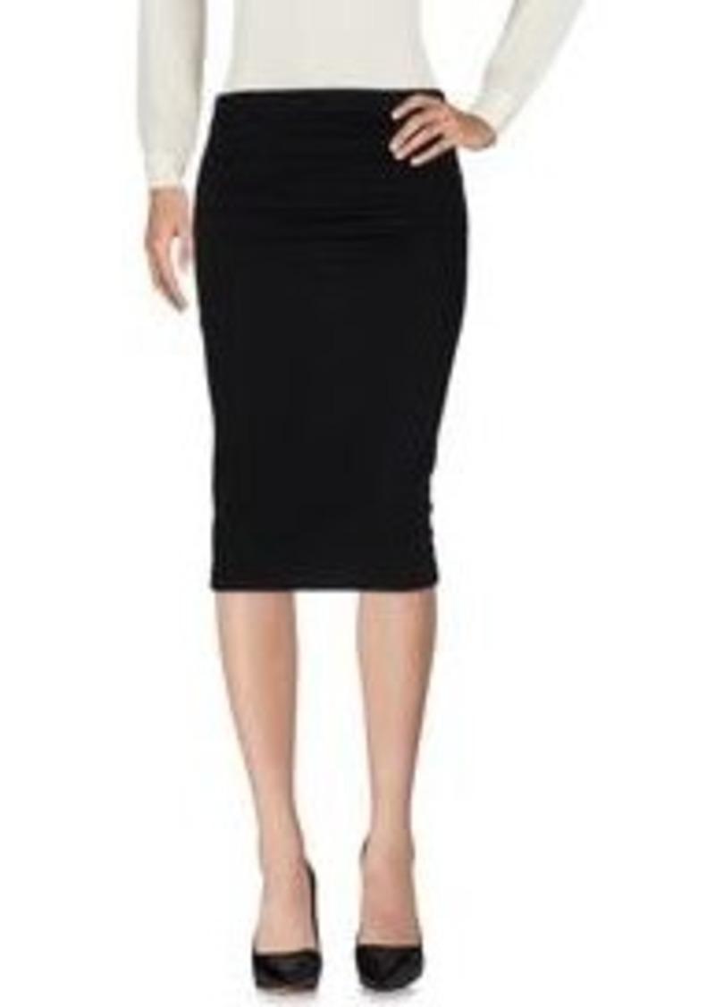 DKNY DONNA KARAN - Knee length skirt