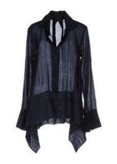 DKNY DONNA KARAN - Solid color shirts & blouses