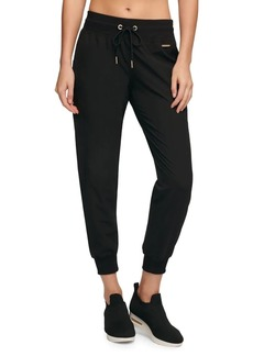 DKNY Donna Karan Active Commuter Drawstring Jogger Pants