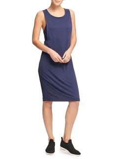 DKNY Donna Karan Active Sleeveless Jersey Dress