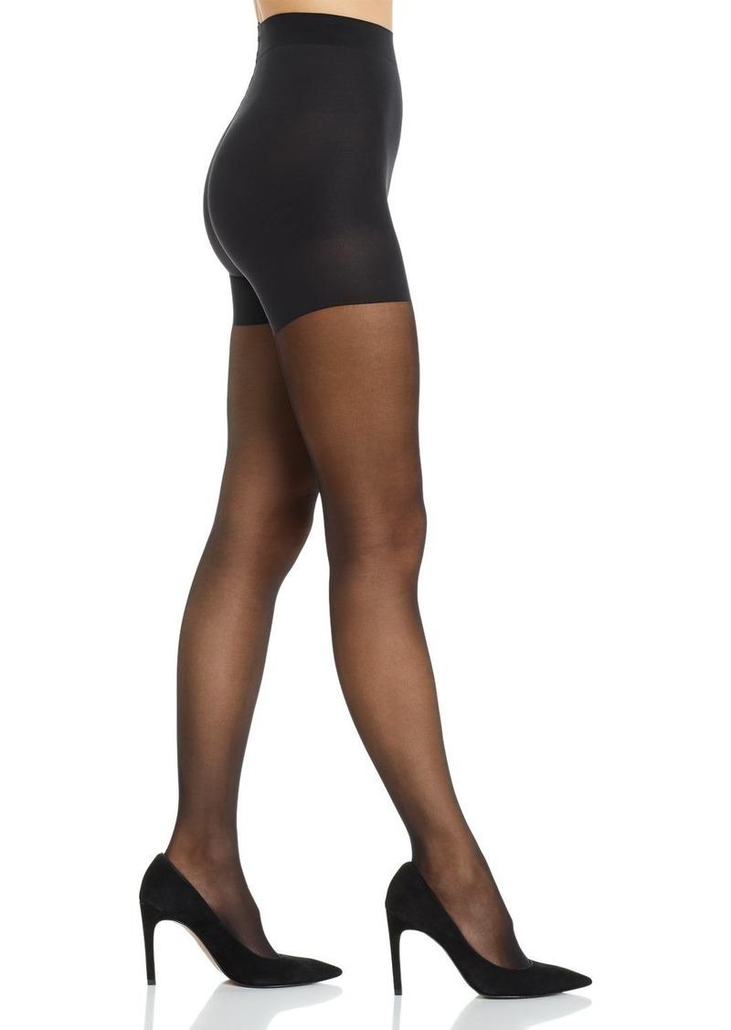 DKNY Donna Karan Back Seam Compression Shaping Tights