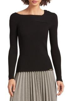 DKNY Donna Karan Boatneck Sweater