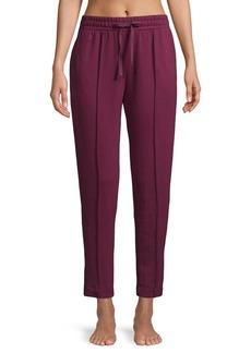 DKNY Donna Karan Cropped Drawstring Pants