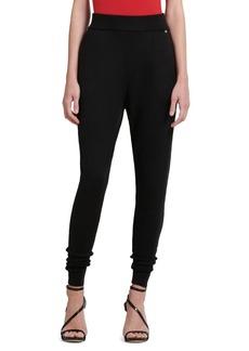 DKNY Donna Karan Cuff Jogger Pants