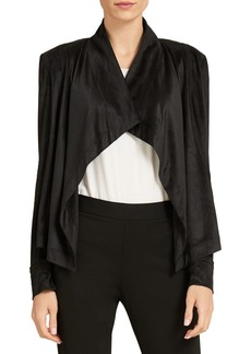 Donna Karan Draped Jacket