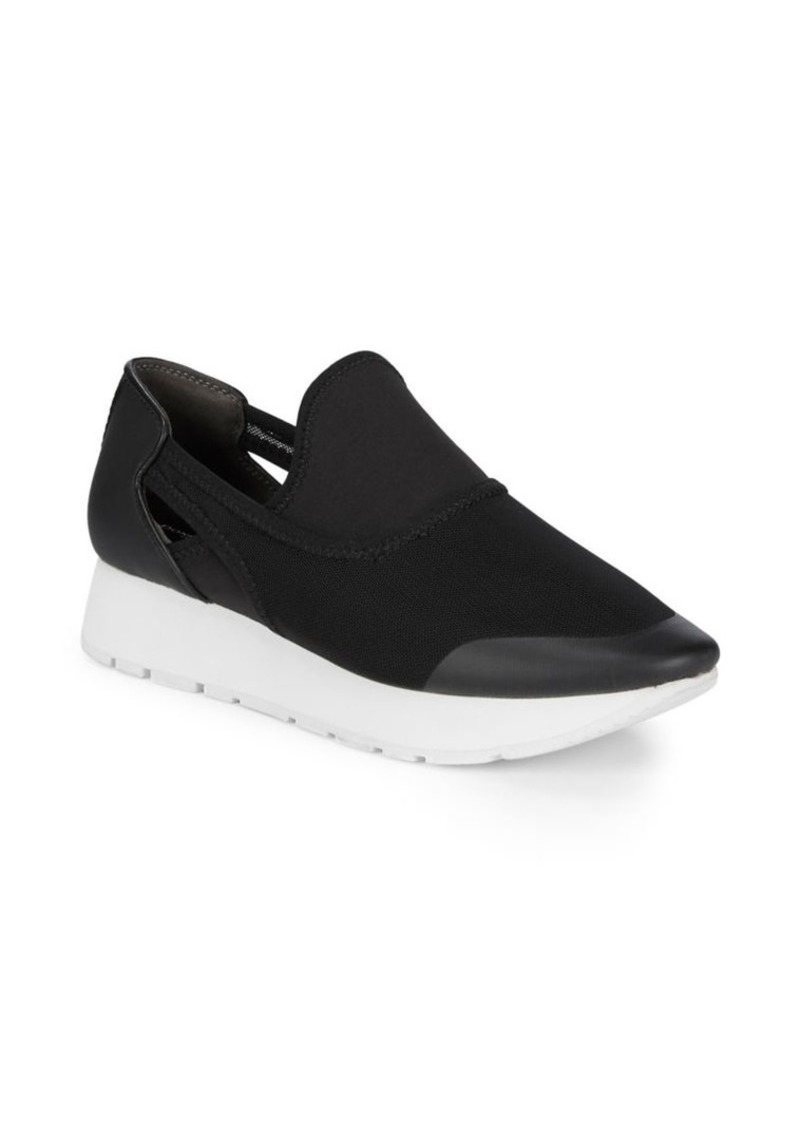 timeless design 80c3d 82146 Donna Karan Essy Platform Slip-On Sneakers