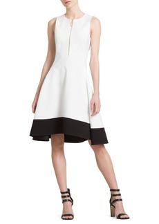 DKNY Donna Karan Fit-&-Flare Dress