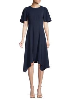 DKNY Donna Karan Flowy A-Line Dress