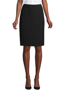 DKNY Donna Karan High-Rise Pencil Skirt