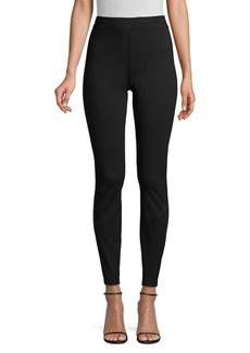 DKNY Donna Karan High-Waist Leggings