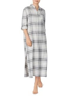 DKNY Donna Karan Long Sleeve Sleepshirt