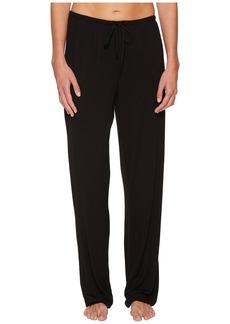 DKNY Modal Spandex Jersey Long Pants