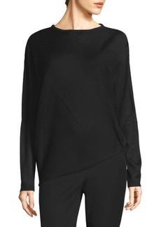 DKNY Asymmetrical Pullover