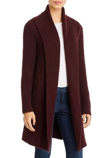 DKNY Donna Karan New York Boucl� Open Cardigan