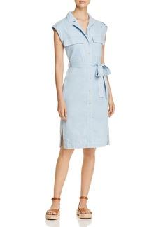 DKNY Donna Karan New York Chambray Shirt Dress