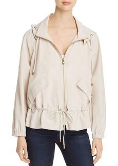 DKNY Donna Karan New York Drawstring Jacket
