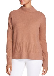 DKNY Donna Karan New York Funnel-Neck High/Low Sweater