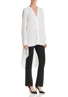 DKNY Donna Karan New York High/Low Shirt
