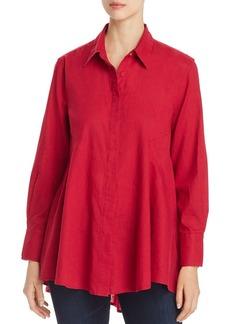 DKNY Donna Karan New York High/Low Tunic Shirt