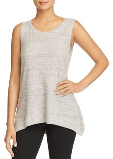 DKNY Donna Karan New York Linen Sweater Tank