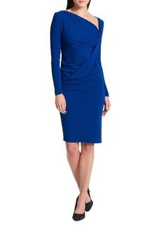 DKNY Donna Karan Long Sleeve Bodycon Dress