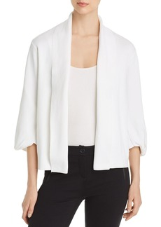 DKNY Donna Karan New York Open-Front Cropped Cardigan