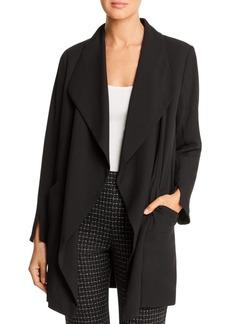 DKNY Donna Karan New York Open-Front Jacket
