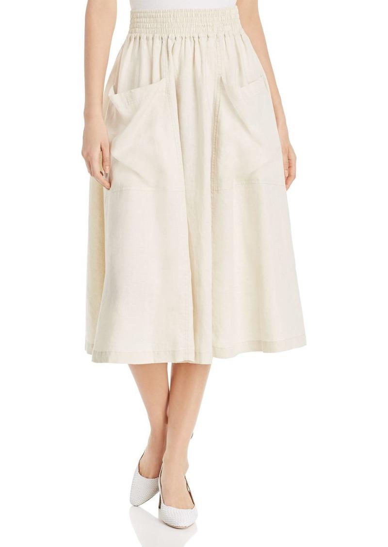 de0e74553 DKNY Donna Karan New York Patch-Pocket Skirt | Skirts