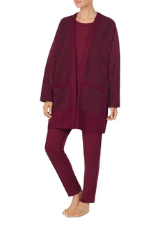 DKNY Donna Karan New York Quilted Bed Jacket