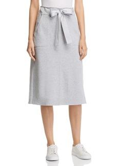 DKNY Donna Karan New York Relaxed Drawstring Skirt