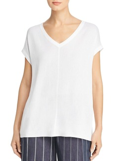 DKNY Donna Karan New York Short-Sleeve Sweater