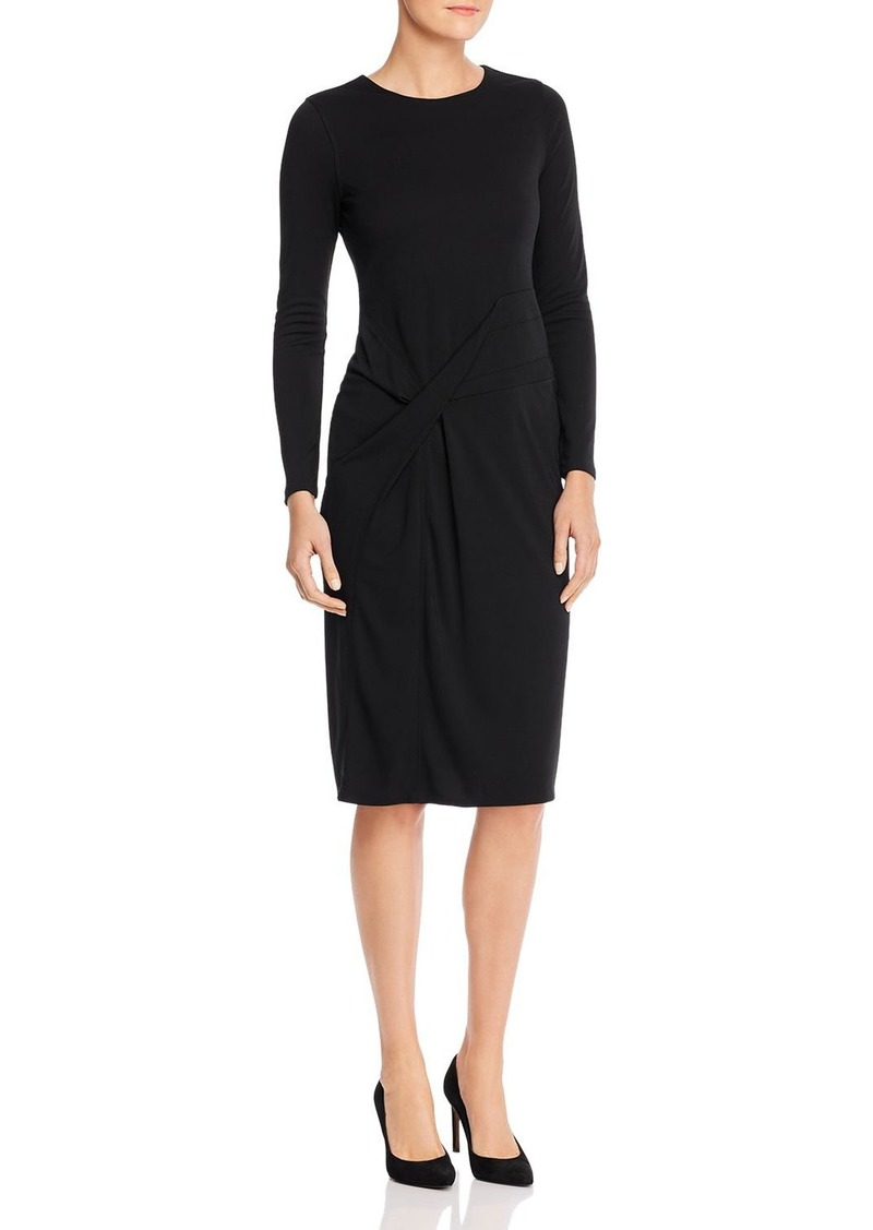 DKNY Donna Karan New York Side-Ruched Dress