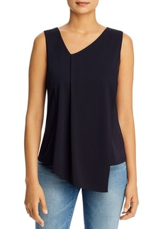 DKNY Donna Karan New York Sleeveless Asymmetric Top