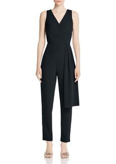 DKNY Donna Karan New York Sleeveless Draped Jumpsuit